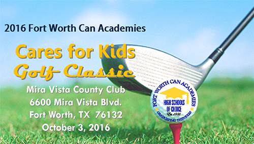 Fort Worth Can Academies Cares for Kids Golf Classic