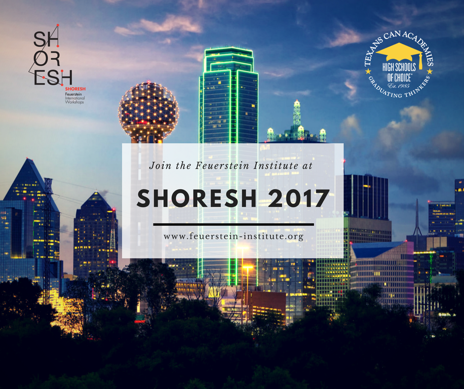 Dallas Shoresh International Training Workshop