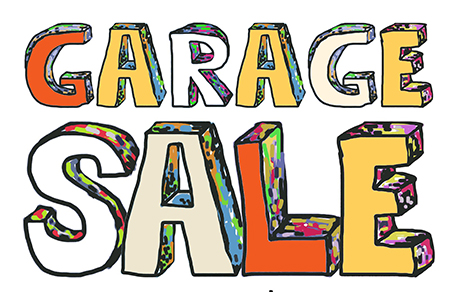 Dallas Can Academies - CFB - Garage Sale