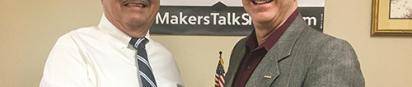 President and CEO, Richard Marquez, joined Steve Klein on the Playmakers Talk Show