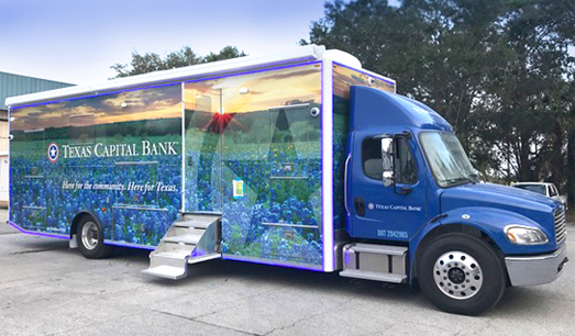 Texas Capital Bank Mobile Center at San Antonio Can High School