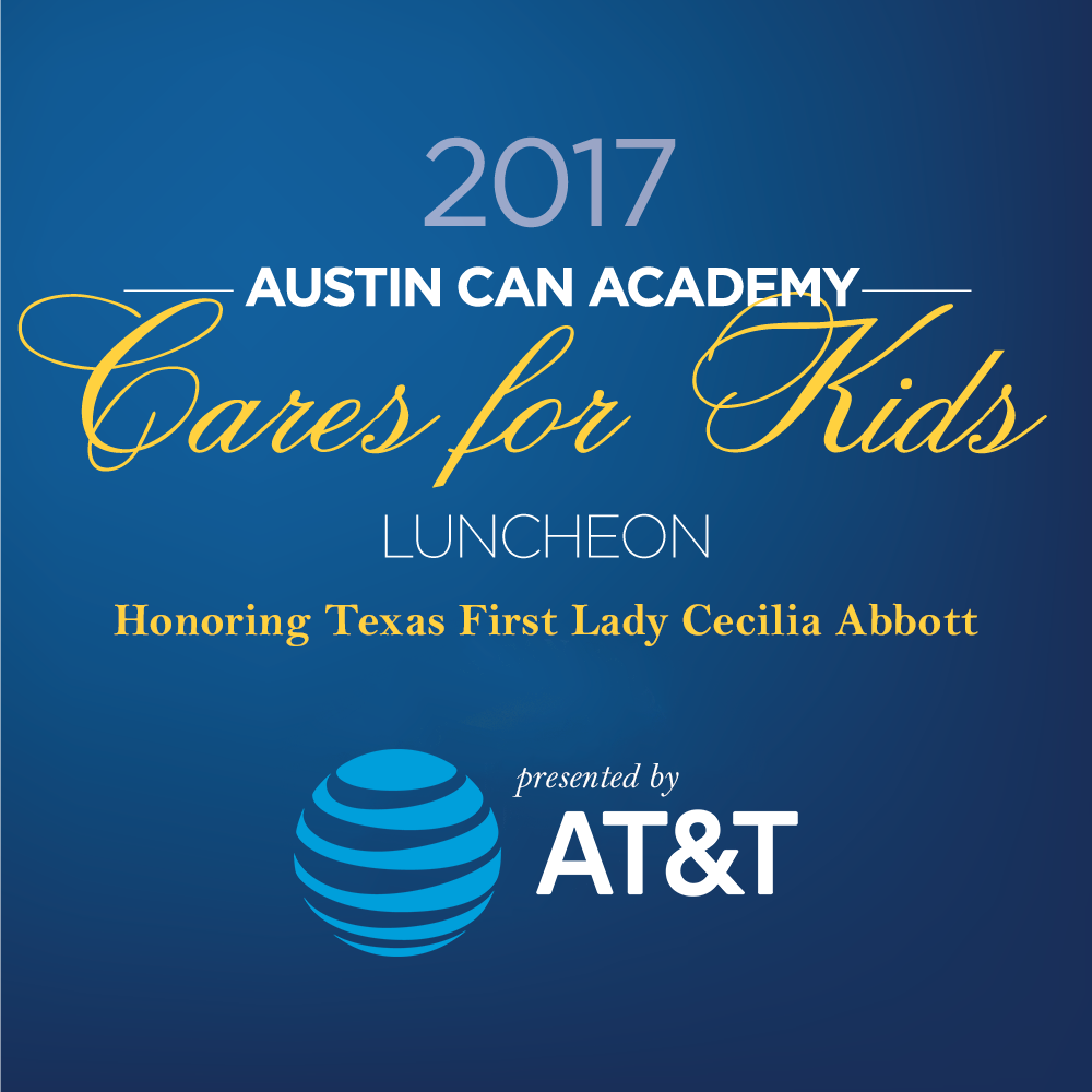 Austin Can Academy Cares for Kids Luncheon