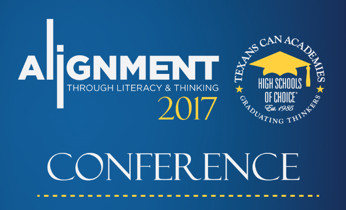 Alignment Through Literacy & Thinking Conference - Austin