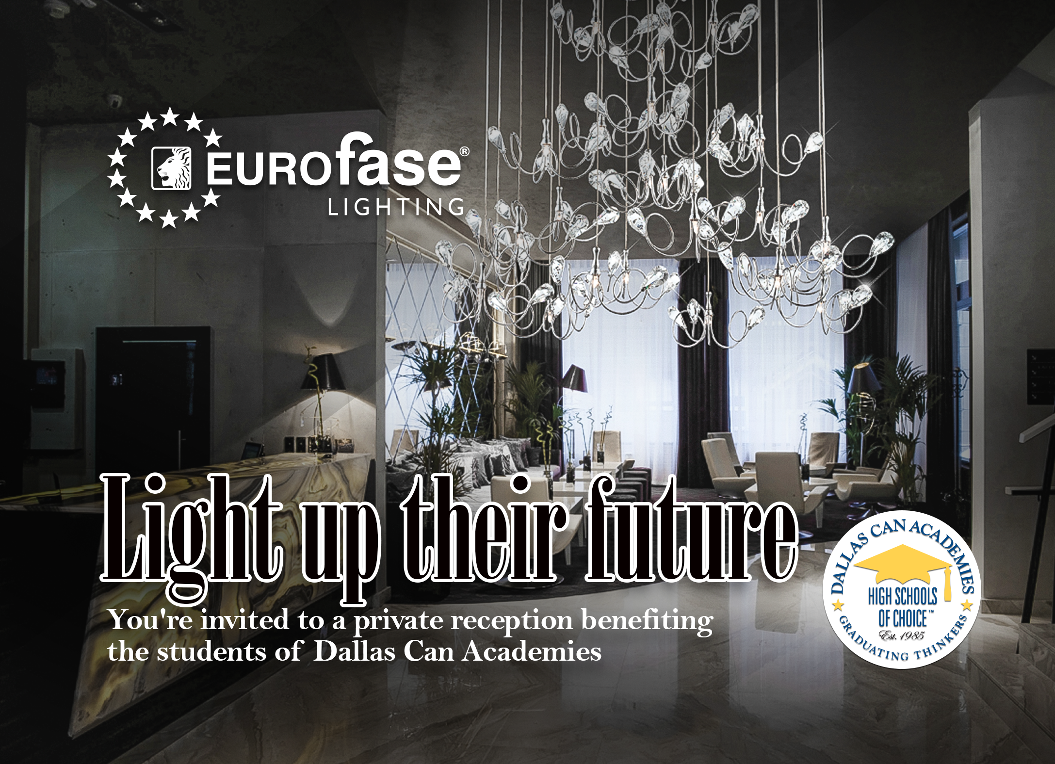 Light Up Their Future presented by Eurofase