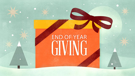 End of Year Giving - Texans Can Academies