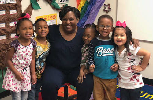 Texans Can Academies Opens First Pre-K Classroom - Ross Avenue Campus