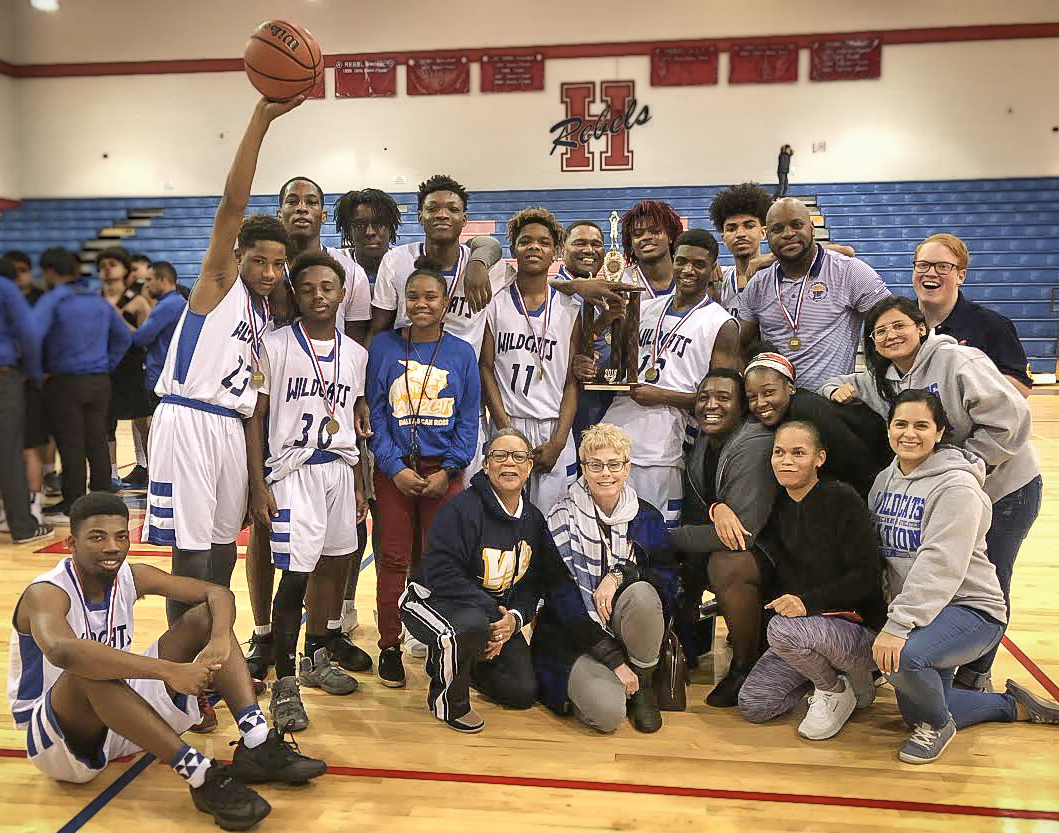 Dallas Students Take Home Texas State Championship Title