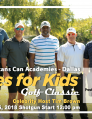 2018 Texans Can – Dallas Cares for Kids Golf Classic