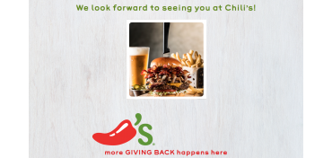 Chili\'s Countdown 2 Class Fundraiser - Texans Can Academies - Fort Worth