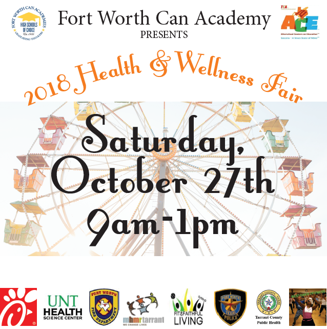 2018 Texans Can Fort Worth - Westcreek Health & Wellness Fair