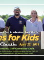2019 Texans Can - Fort Worth Cares for Kids Golf Classic