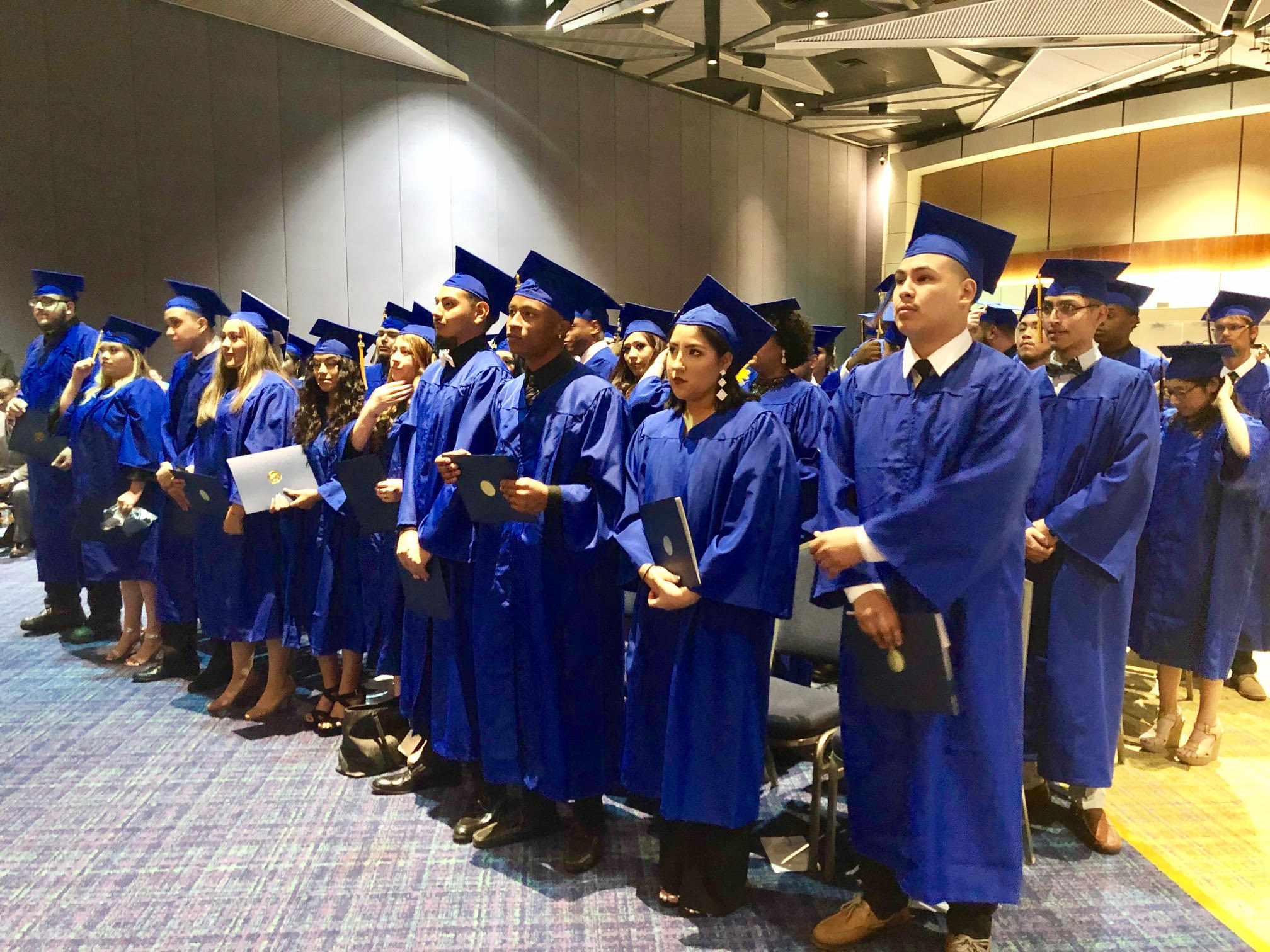 NBC DFW - Tell Me Something Good - Students Overcome Challenges to Earn Diploma