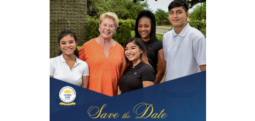 Texans Can Academies - Dallas Cares for Kids Luncheon honoring Honorable Maurine Dickey