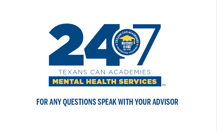 Texans Can Academies - Counseling Helps - Try it!
