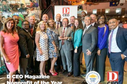 Texans Can Academies Selected As Winner for D CEO Magazine's Organization of the Year