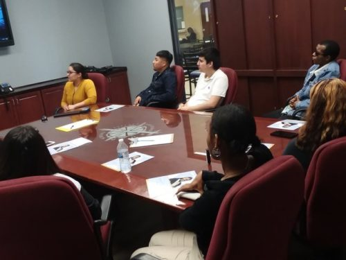 Texans Can Academy - Garland High School Students Unlock Their Potential With YearUpDFW