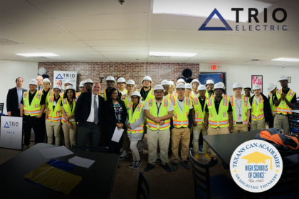 Fort Worth High School Students Begin Program to Become Skilled Electricians