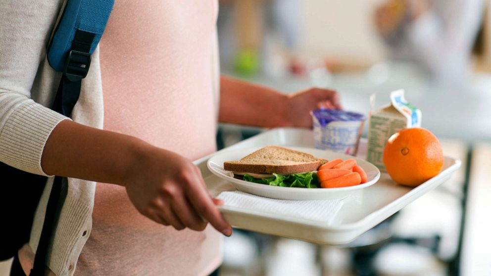 National School Lunch Week At Texans Can Academies