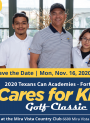 2020 Texans Can – Fort Worth Cares for Kids Golf Classic