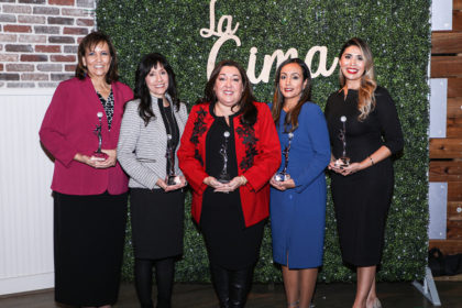 Executive Director of Human Resources with Texans Can Honored With La Cima Latina Leadership Award