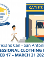 Texans Can - San Antonio Professional Clothing Drive