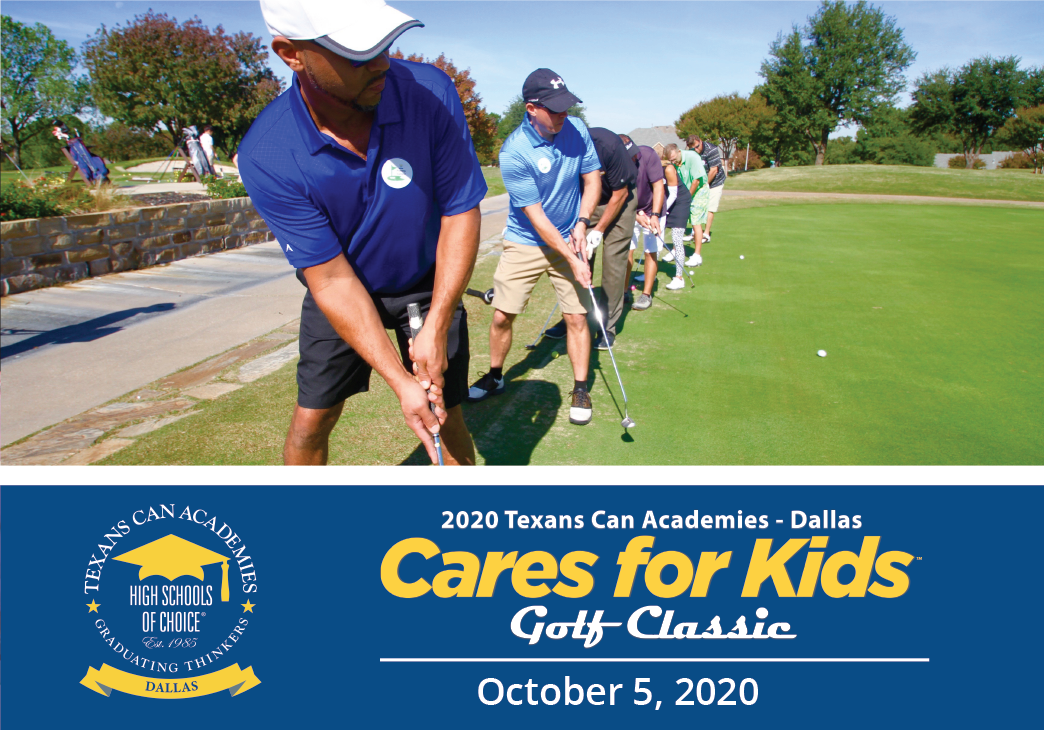 2020 Texans Can - Dallas Cares for Kids Golf Classic