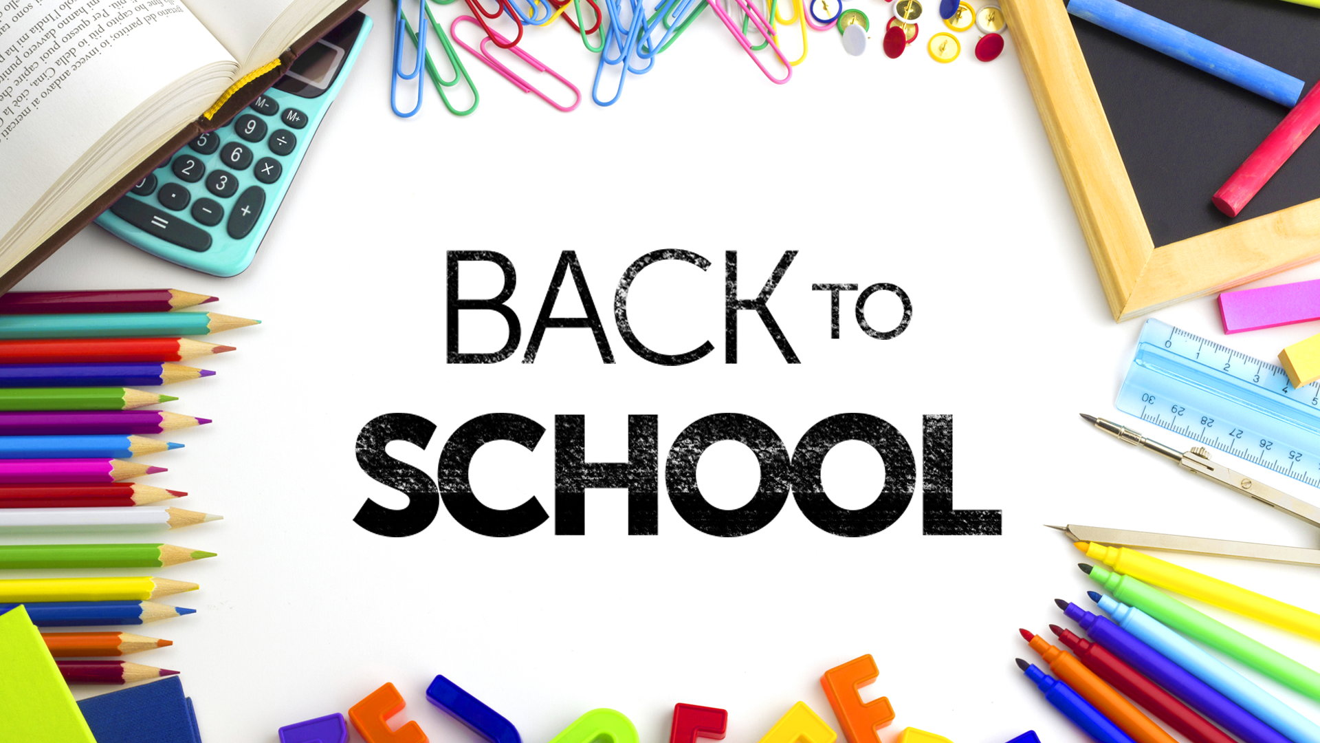 Back to School on Monday, February 22, 2021