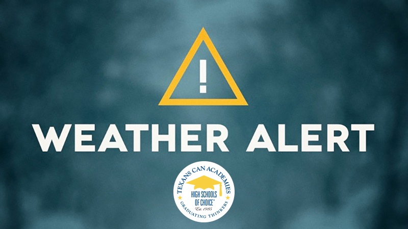 Inclement Weather Information through February 19, 2021