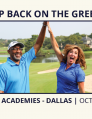 Cars for Kids Presents 2021 Texans Can Academies - Dallas Golf Classic