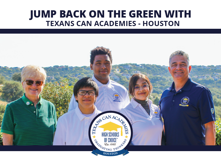 Cars for Kids Presents 2021 Texans Can Academies - Houston Golf Classic