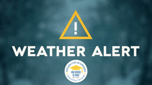Inclement Weather Alert for Houston
